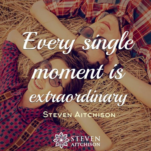 Steven Aitchison Quote