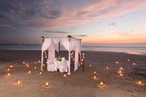 Caribbean Romantic Dinner