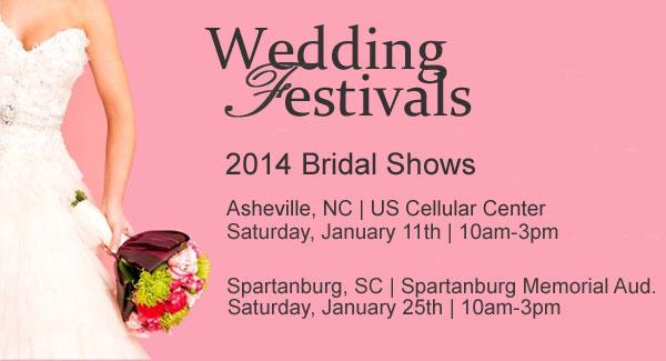 2014 Bridal Shows