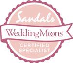Sandals Wedding Moon Specialist