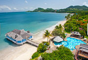 Sandals Halcyon Beach Resort