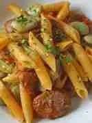 Gluten Free Pasta with Vegetables
