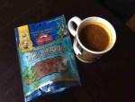 Ginger Goji Berry Tea