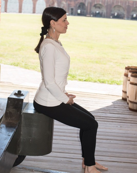 How to Sit to Get Out of Pain