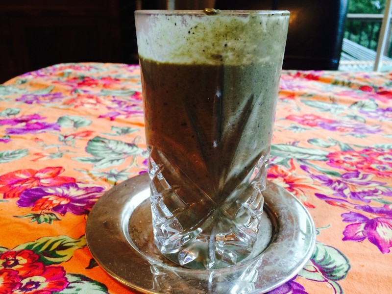 Power Smoothie, Veggies and Super Foods