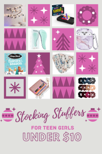 Stocking Stuffers for Teens