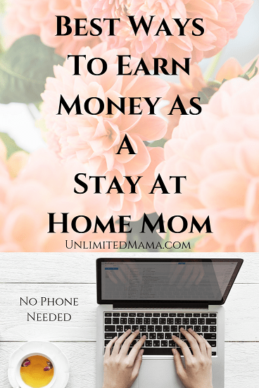 Flexible Work From Home Jobs Non Phone - Unlimited Mama %