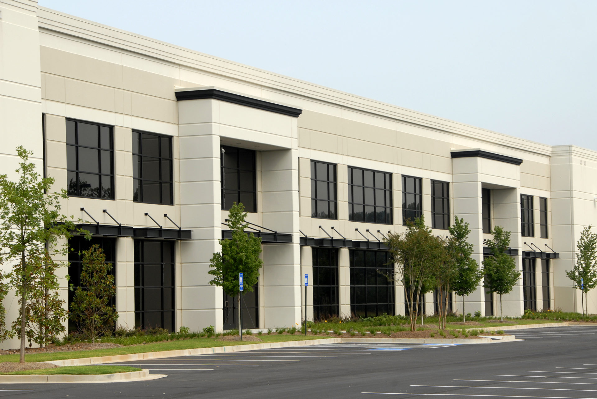 Commercial Painting Company Raleigh NC