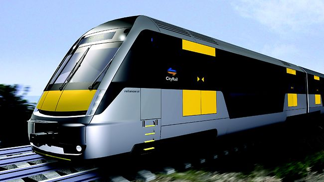 Buy property near the Sydney rail system