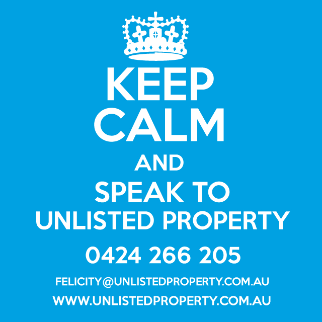 Keep Calm and speak to a Sydney Property specialist.