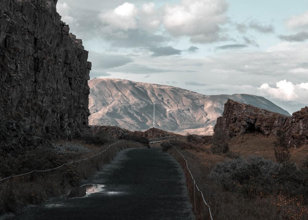 Þingvellir 辛格維利爾國家公園
