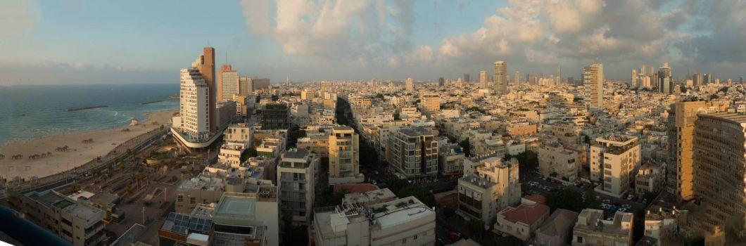 Israel, Tel Aviv, Feb and October 2013
