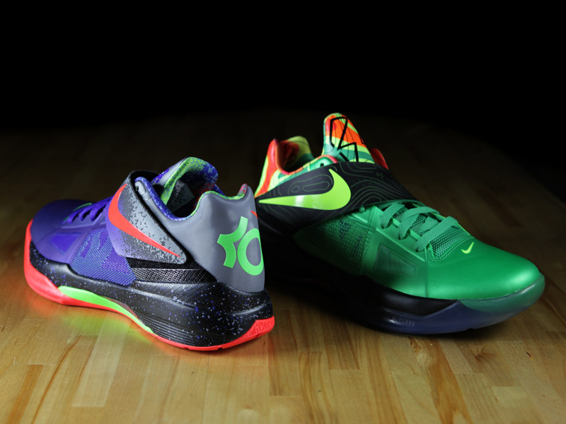 Kd Nike Zoom Shoes