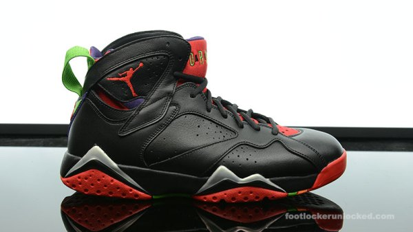 Air Jordan 7 Retro Marvin The Martian Foot Locker Blog