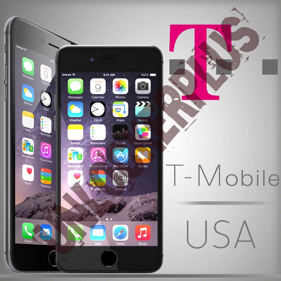 T-mobile USA iPhone Unlocking Services - UnlockerPlus ...