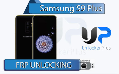 Samsung S9 Plus All Version FRP Remove Service SM G965