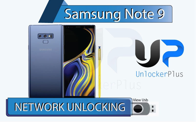 Samsung Note 9 All Carrier Network Unlock Remotely Instant
