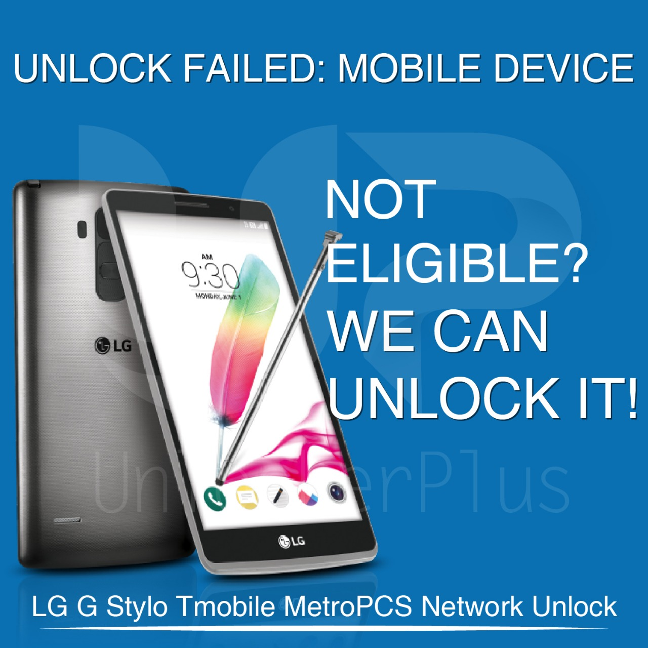 Lg remote unlock