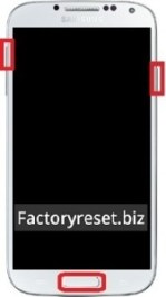 How To Hard Reset Samsung Galaxy S4 i9500