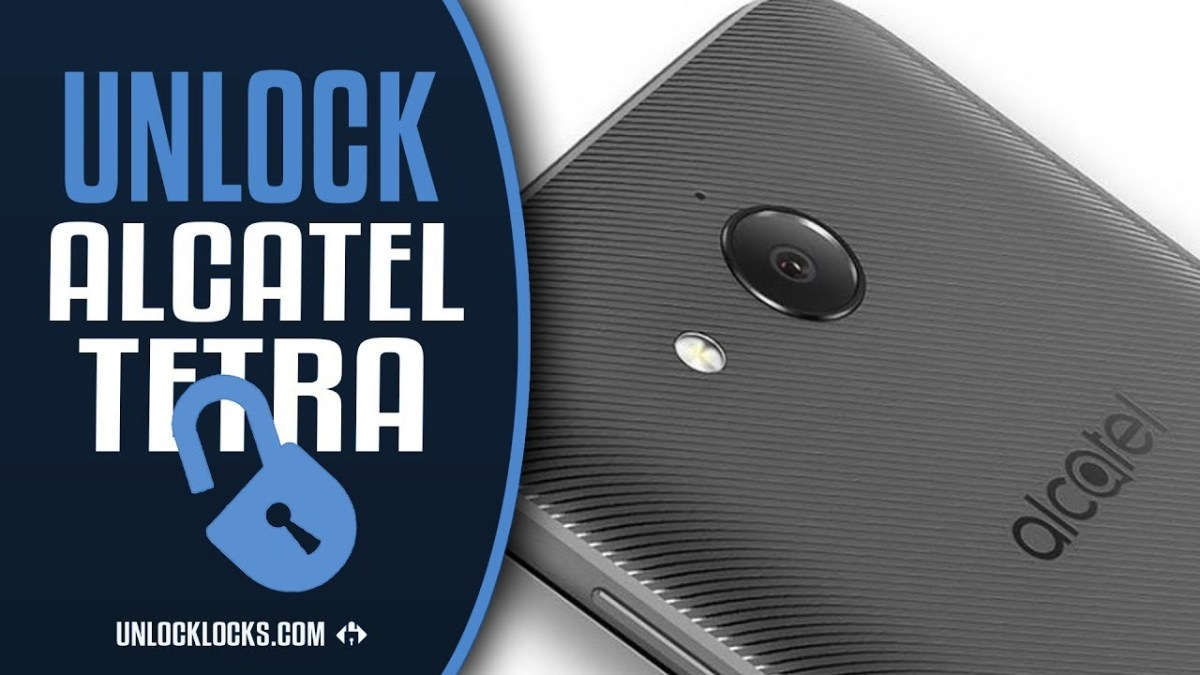Unlock AT&T ALCATEL TETRA 5041C ? | Unlocking Guides and Instructions.