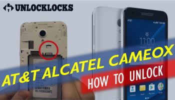 How To Unlock AT&T Alcatel AXIA (QS5509A) BY Unlock Code