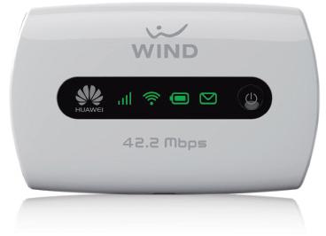 Router wind  Applicazione per smartphone
