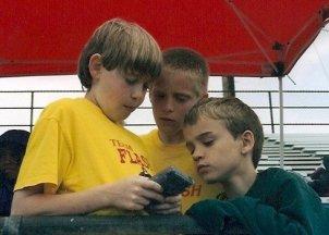Team Flash Era Hair (4th grade)