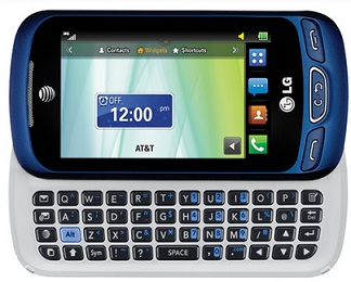 How To Unlock An AT&T LG Xpression 2 (C410) by Unlock Code.