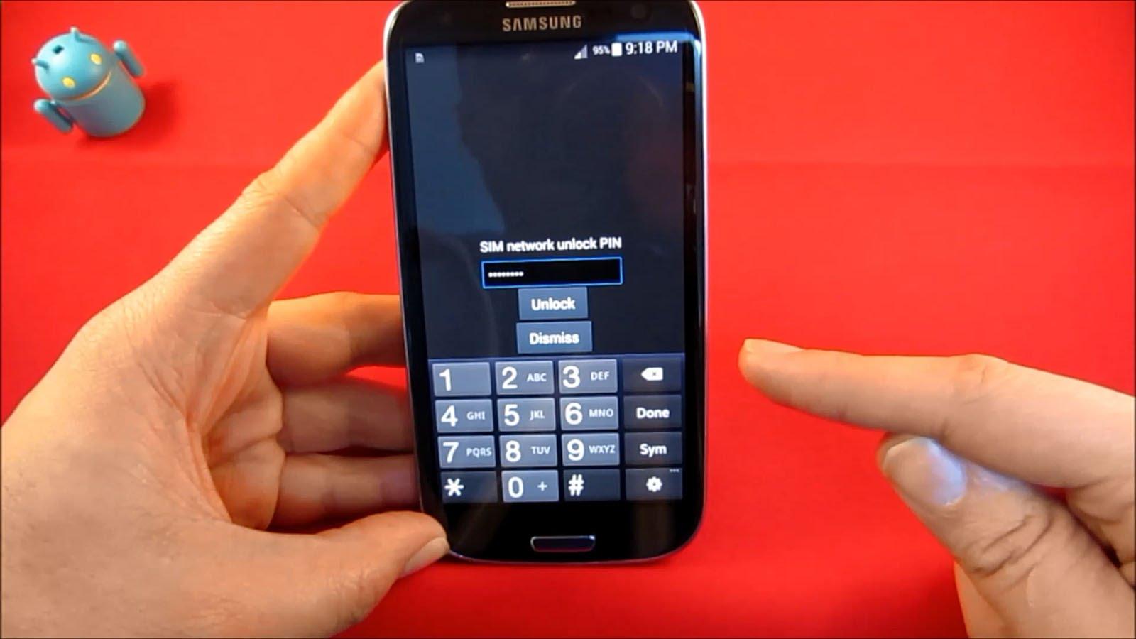 How To Unlock Samsung Galaxy S3 Neo GTI9300I  GTI9301I