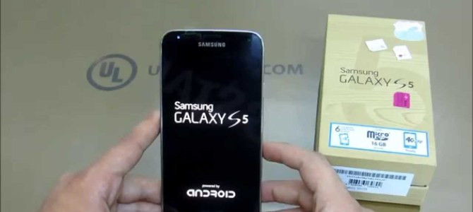 How To Unlock Samsung Galaxy S5s by unlock code.