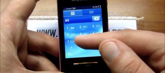 How To Unlock Sony Ericsson Yendo W150i ?