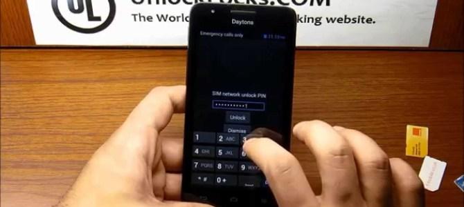 How To Unlock T-Mobile Huawei Prism (U8651T) and Prism II (U8686) by Unlock Code.