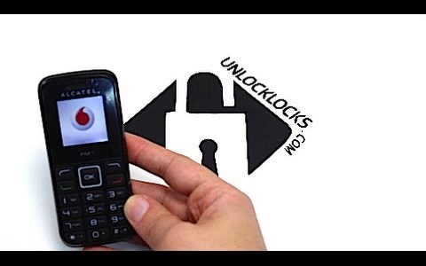 How To Unlock Alcatel OneTouch 1012 and 1012X by Unlock Code.