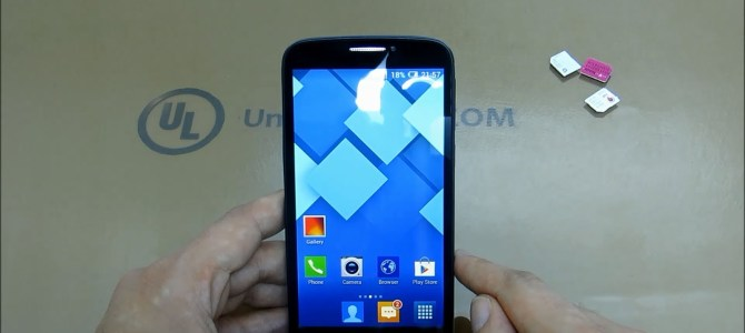 How To Unlock Alcatel One Touch Boost View 5 (OT-7040A) by Unlock Code.