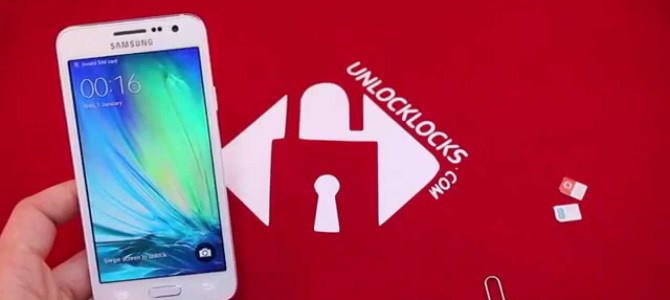 How To Unlock SAMSUNG Galaxy A7 and A7 Duos by Unlock Code.