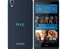 Cricket Wireless HTC Desire 626S