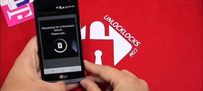 How To Unlock MetroPCS or T-Mobile LG K7 (MS330 & K330)