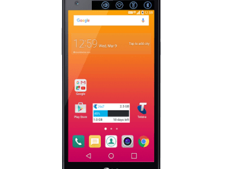 Telstra Signature Enhanced (Also known as LG X Screen)