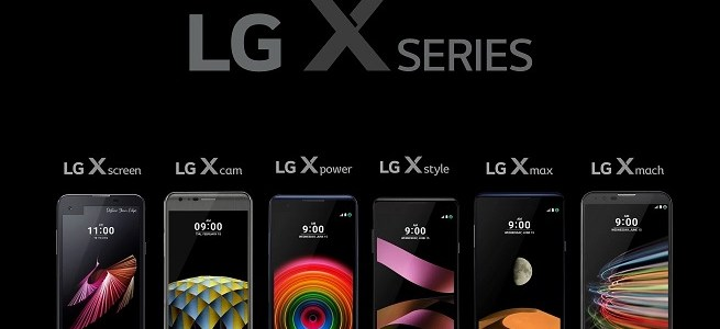 How To Unlock LG X Cam, X Screen, X Power, X Mach, X Style or X Max by Unlock Code.