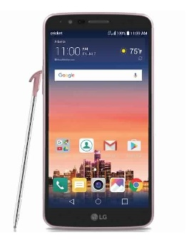 how to open lg stylo 3