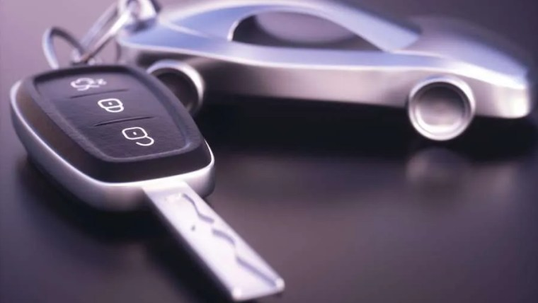 What are the different types of Car Keys?