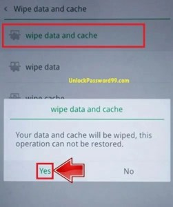 Wipe-data-and-cathe