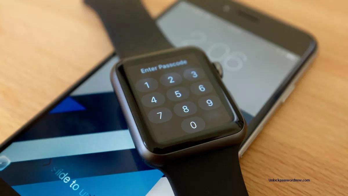How to Unlock Smartwatch