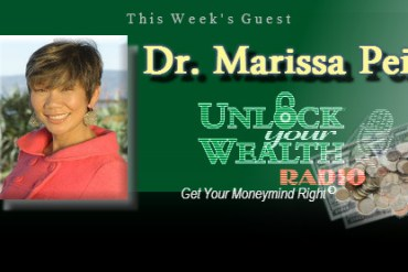 Unlock Your Wealth Radio Guest Dr Marissa Pei