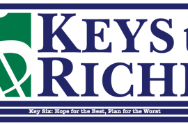 Keys To Riches Financial Wellness