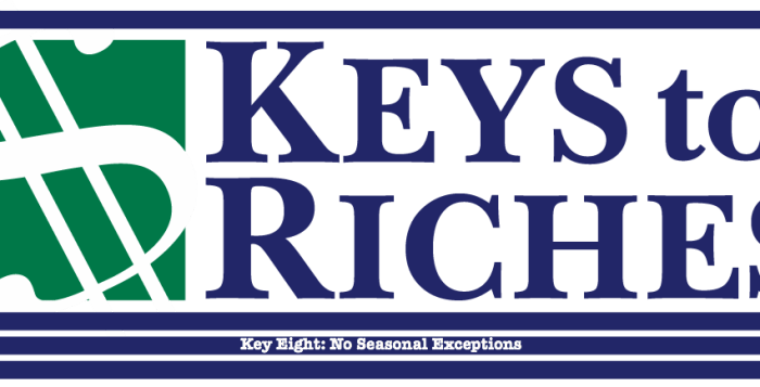 Money Key Number Eight on Keys To Riches
