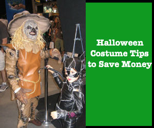 Halloween Costume Tips to Save Money