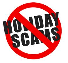 Scams of Christmas and Throughout the Year