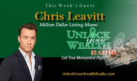 Chris Leavitt, Million-Dollar Listing Star and Luxury Real Estate Expert