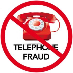 Phone Fraud Alert